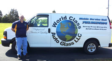 windshield auto glass repair Manassas va
