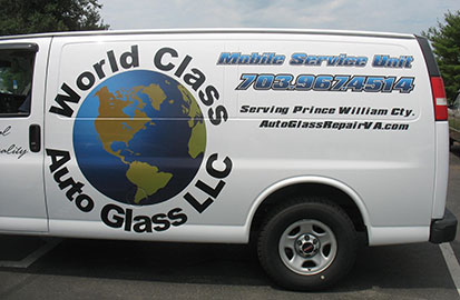 windshield replacement manassas va